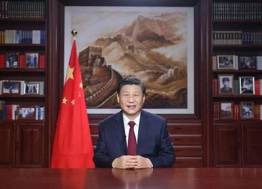 Discours du Nouvel an du Président Xi Jinping : Fidélité a l'engagement initial