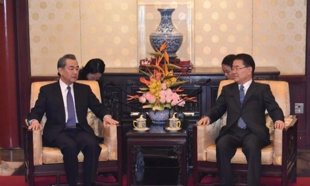 Chine-Corée du sud : vers un processus de résolution politique de la question de la péninsule