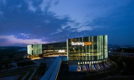 Suning vend 25% de ses parts dans le but de renforcer ses finances