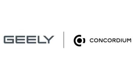 Geely et Concordium annoncent la création d'une coentreprise