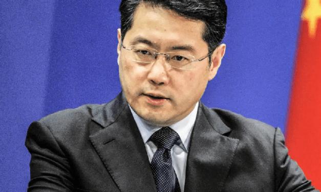 Qin Gang, nouvel ambassadeur de Chine, est arrivé aux États-Unis