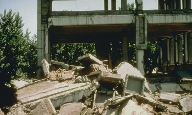 45 ans après le tremblement de terre à Tangshan