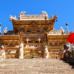 La technologie 3D modélise une arche chinoise centenaire