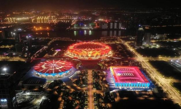 La Chine mise tout sur les jeux nationaux avant les JO d'hiver