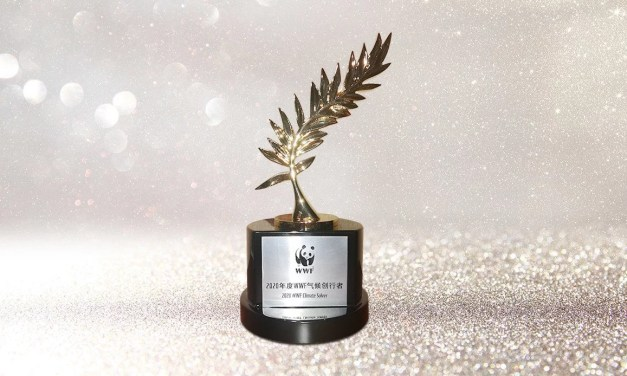 Huawei remporte le WWF Climate Solver Award 2020