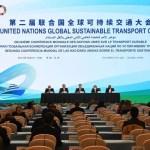 La Déclaration de Beijing adoptée sur le transport durable
