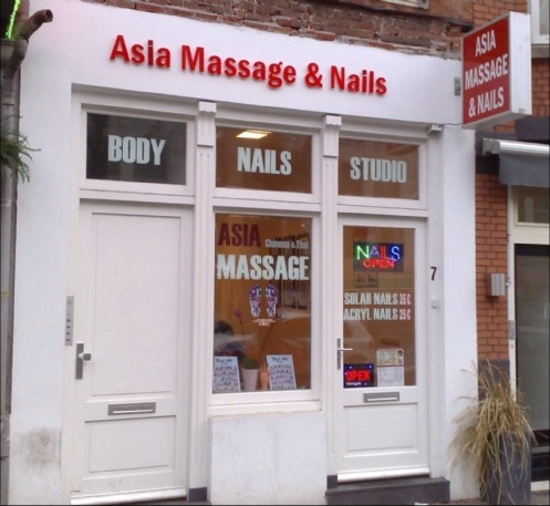 Asia Nails and Massage Amsterdam