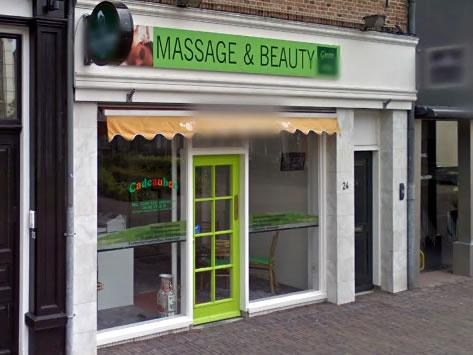 Green relax Massage  spa Beauty