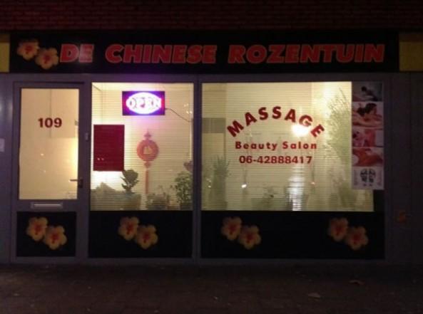 Massagesalon De Chinese Rozentuin Rijswijkseweg Den Haag