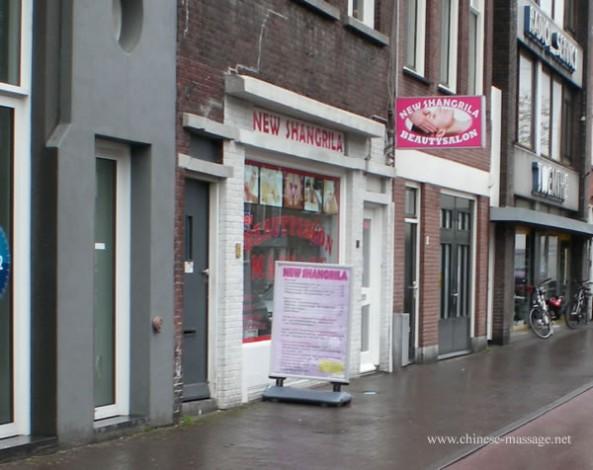 Chinese Massage en Beautysalon Shangrila Den Haag