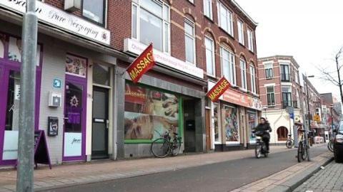 Seks in Utrechtse massagesalons