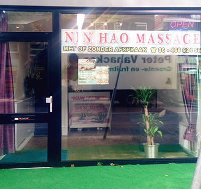 Nin Hao Chinese Massage in Purmerend