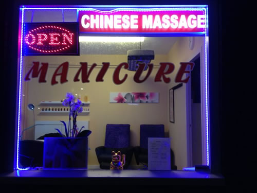 Axin Chinese Massage  Pedicure in Haarlem