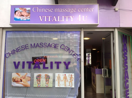 Vitality 4u Chinese Massage in Amsterdam