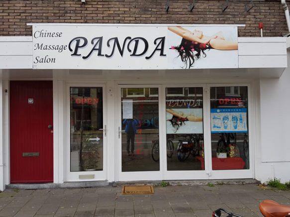 Panda Chinese Massage Salon in Alkmaar