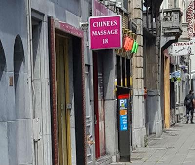 Chinees Massage 18 Antwerpen