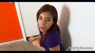 Hottest  teen pussy Leah Cortez 5 91