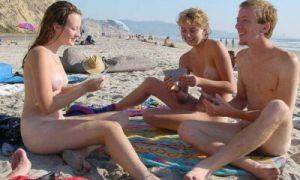 212 - 圣地牙哥布莱克裸体海滩 裸体海滩分为三大类