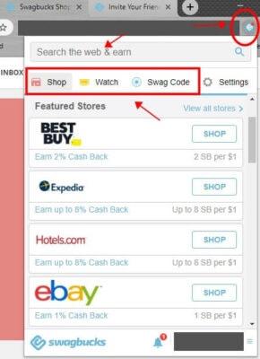 网上赚钱最靠谱方法:Swagbucks赚钱7种方式