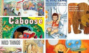 jds - 收藏!15本1-4岁儿童必读经典英文原版书