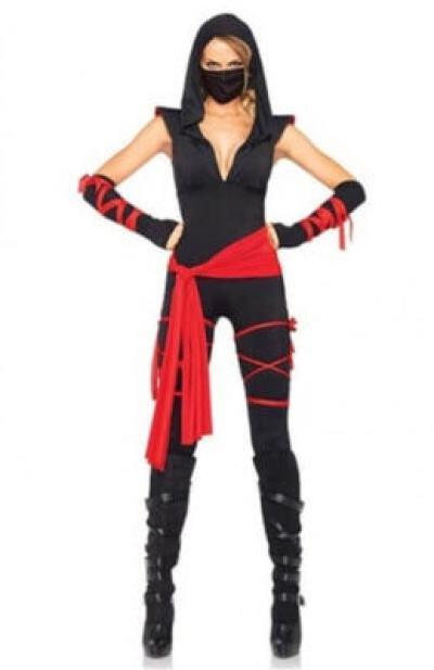 snt e1569438508885 - 2019万圣节穿什么最酷?女生7款最佳Costume