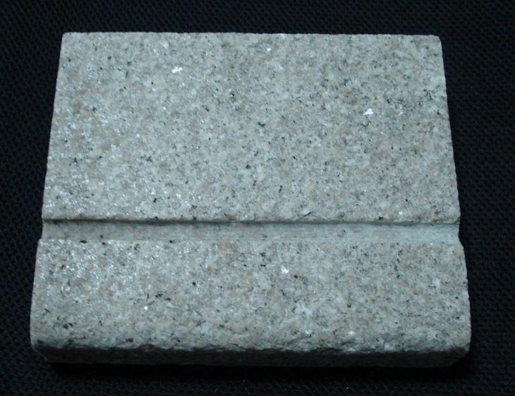 Granite Steps Stairs Treads With Anti Slip Strip Factory
