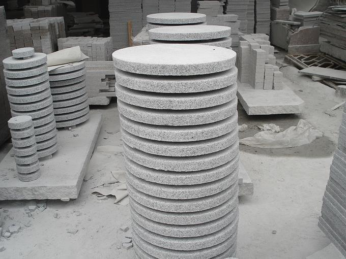 Round Stepping Stone For Outdoor Garden Paving Factory