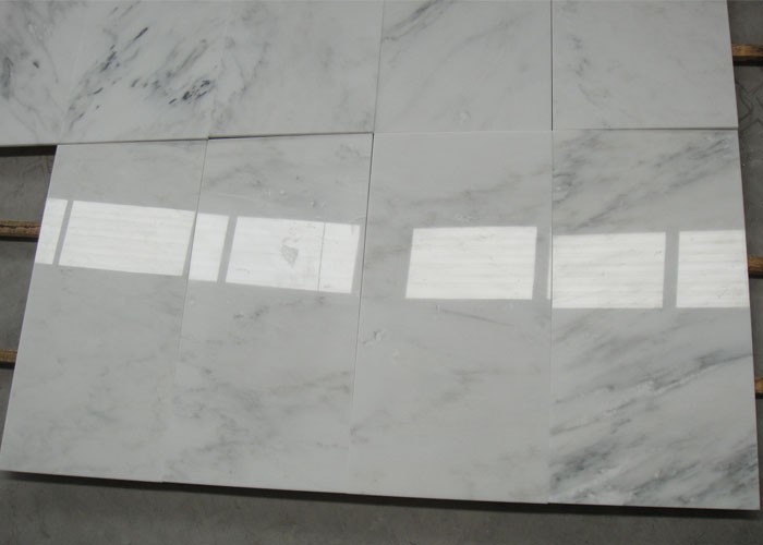 Oriental White Marble Tiles  Slabs Eastern White Marble