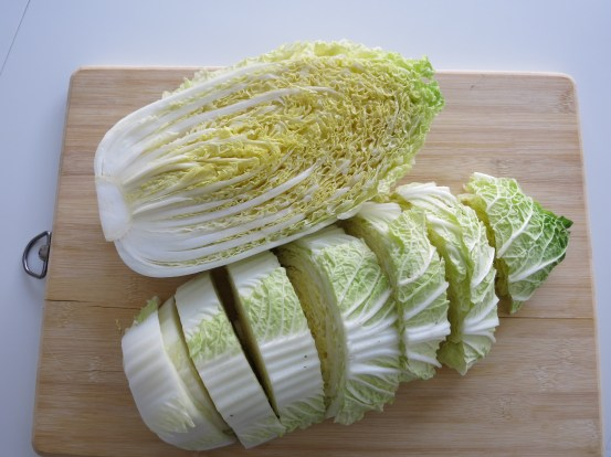 Chinese Cabbage Recipe