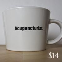 Acupuncturist. Mug : Chinese Medicine Living