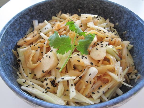 Jellyfish Recipe : Chinese Medicine Living