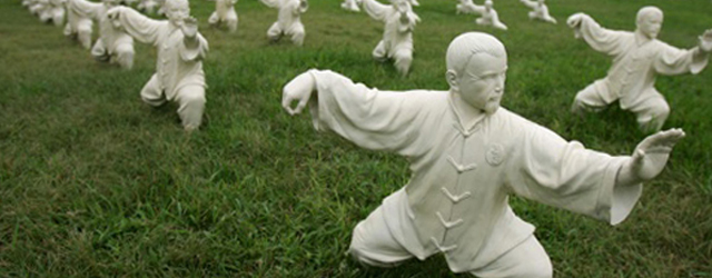 History and Development of Internal Martial Arts in China