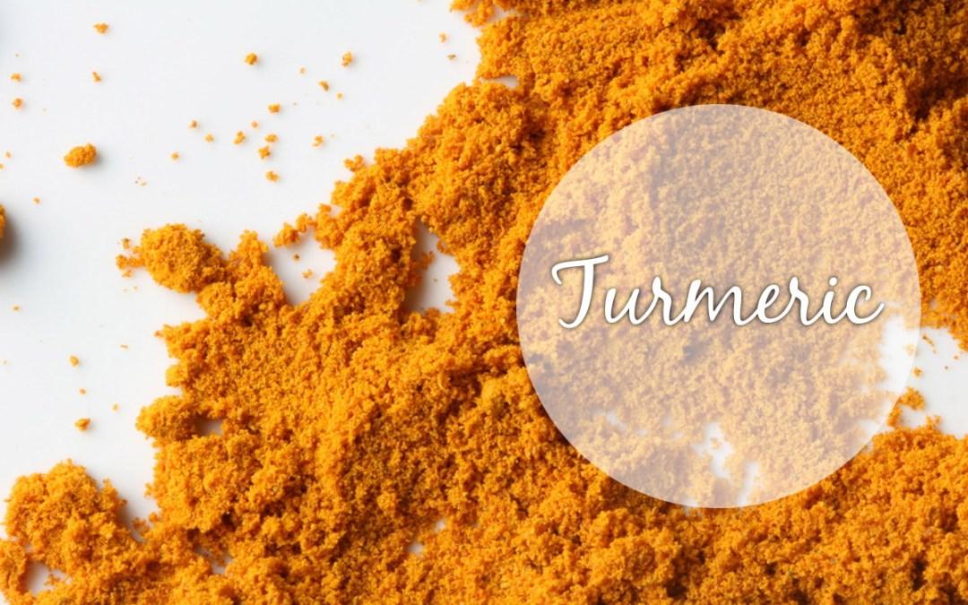 The Healing Power of Turmeric