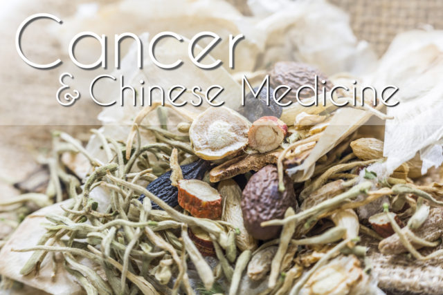 Cancer and Chinese Medicine – Part 2
