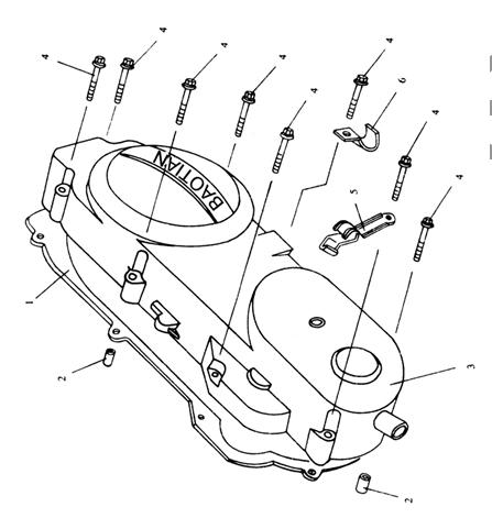 4 Barrel Quadrajet Carburetor Vacuum Diagram Rochester
