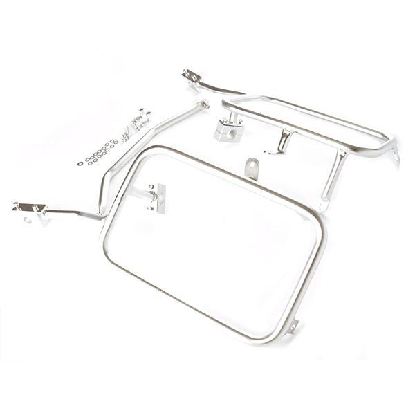 Lextek Aluminium Pannier Luggage Brackets for BMW R 1200