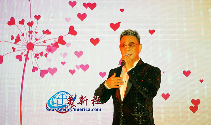 《一剪梅》原唱李剛金曲演唱會 唱響圣誕新年新曲-美新社