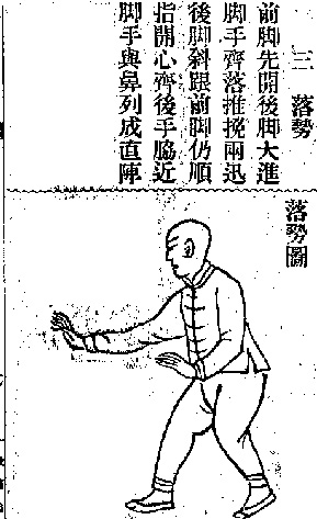 Xingyi Five Element forms