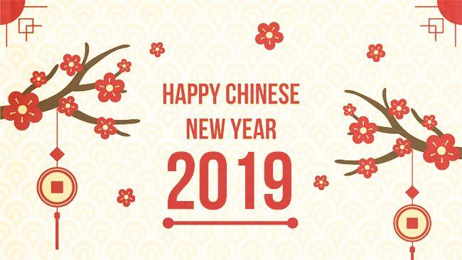 chinese new year 2019