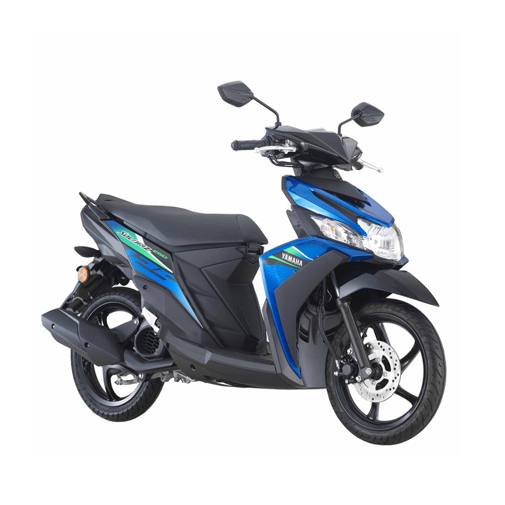 Yamaha Ego Solariz Blue