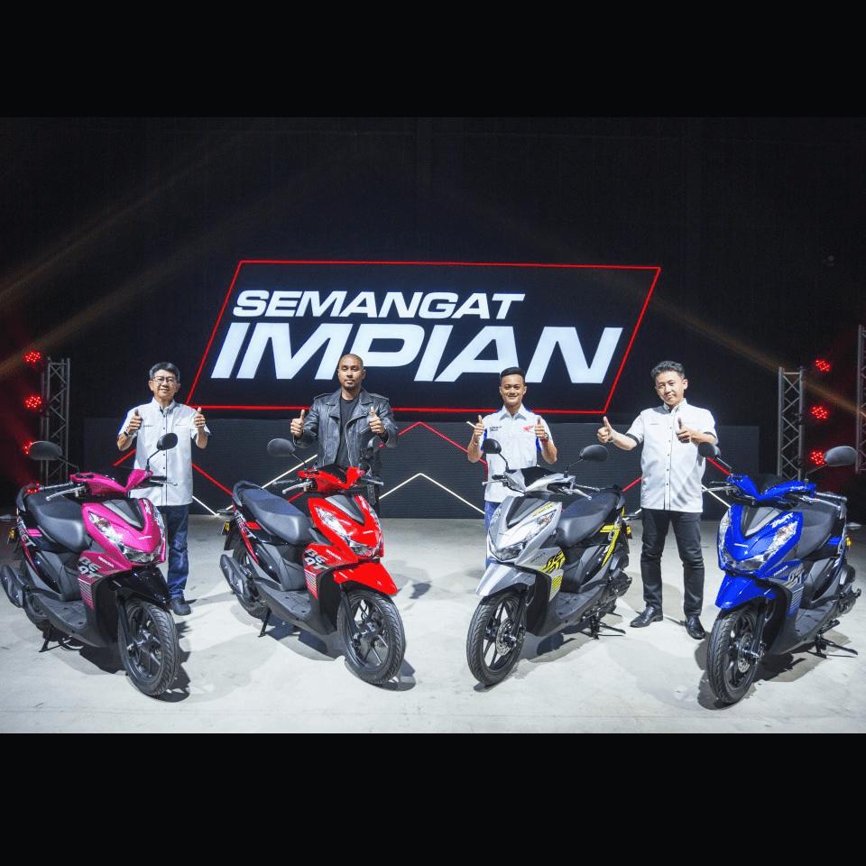 Pelancaran Honda Beat 2020