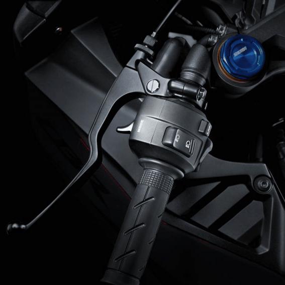 Honda CBR Feature
