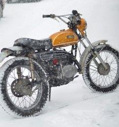 1971 yamaha ct1 175 chin on the tank motorcycle stuff in yamaha ct 175 wiring diagram [ 1200 x 795 Pixel ]