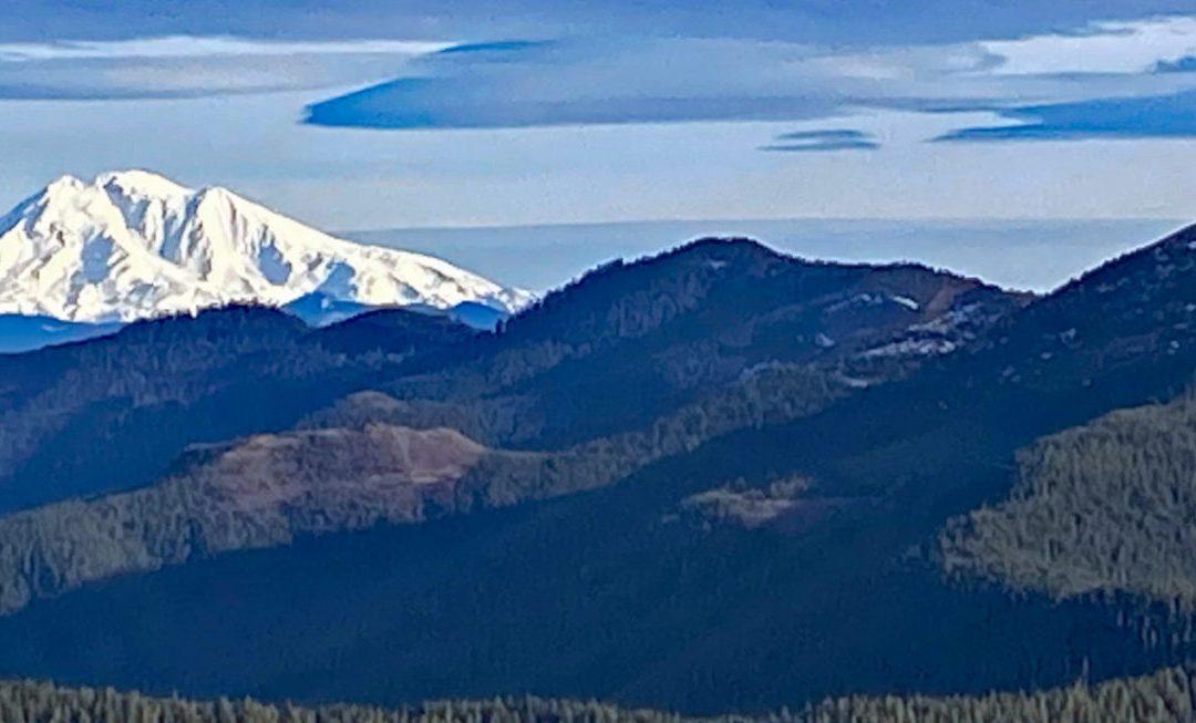 Bluff Mountain Trail