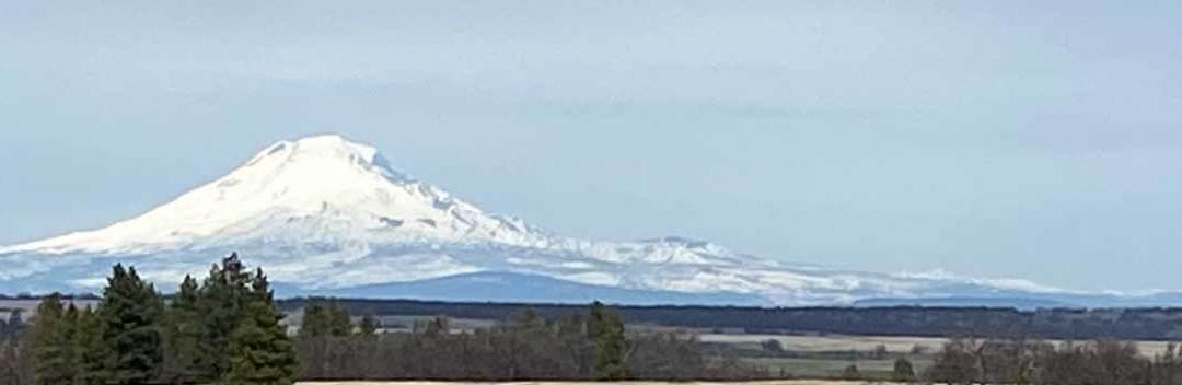 The Dalles Plateau