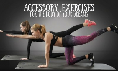 accessory exercises