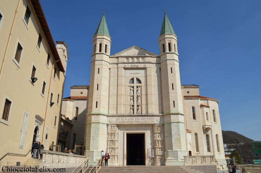 Basilica Santa Rita