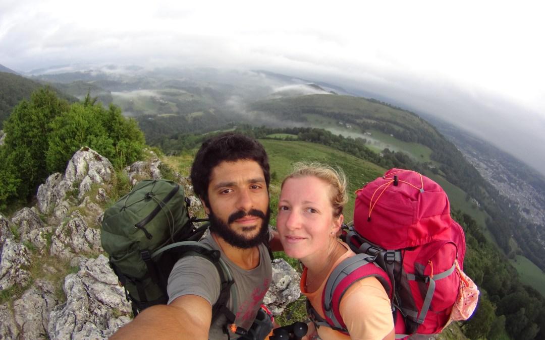 L'arrivo a Lourdes: altri sette giorni ai piedi dei Pirenei