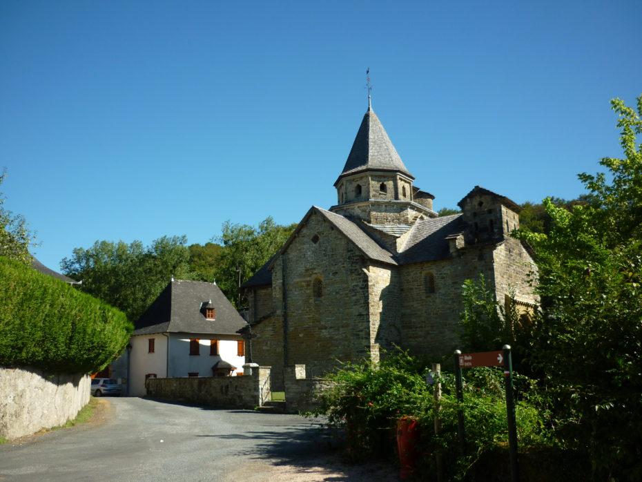 Chiesa di Hopital Saint Blaise, patrimonio mondiale dell'UNESCO