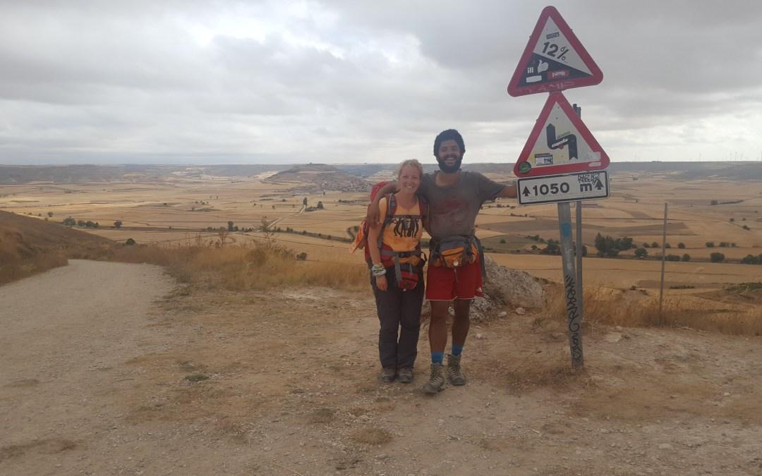 Da Ventosa a Calzadilla de la Cueza: Tra la Rioja e le Mesetas